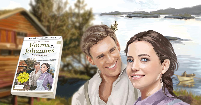 Se lanseringsfilmen til Emma & Johannes